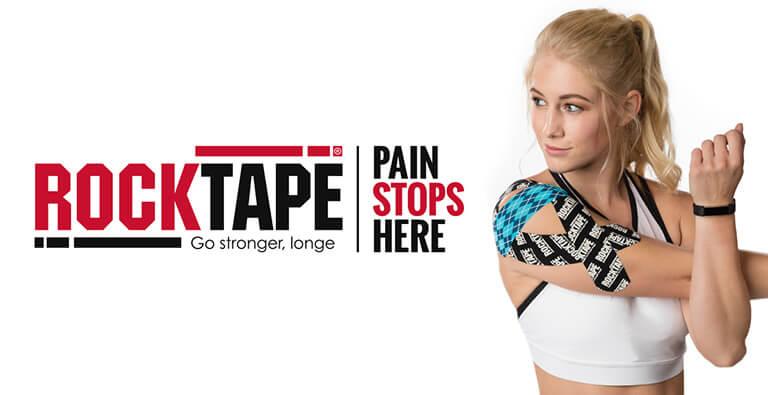 RockTape - Pain Stops Here