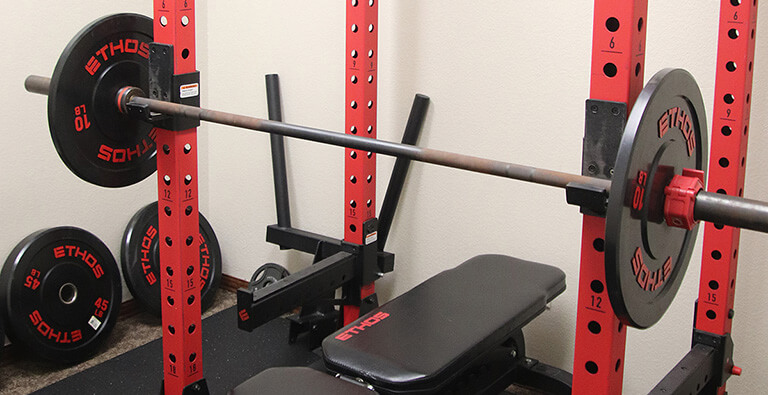 Bench Press Weights used for Corrective Exercise