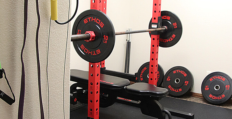 Weight Set used for Movement Analysis