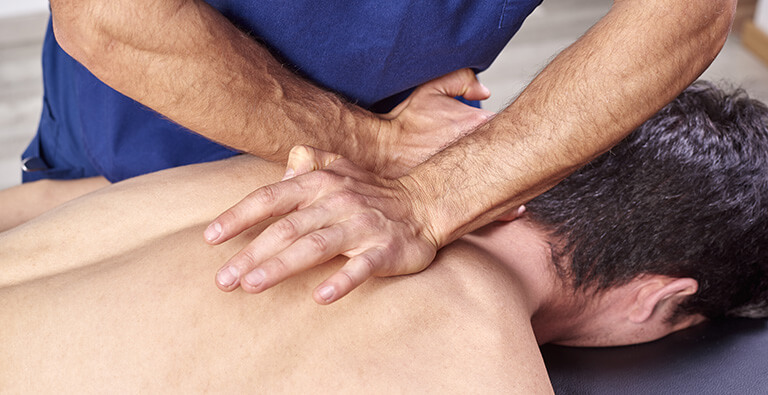 Soft Tissue Manual Therapy