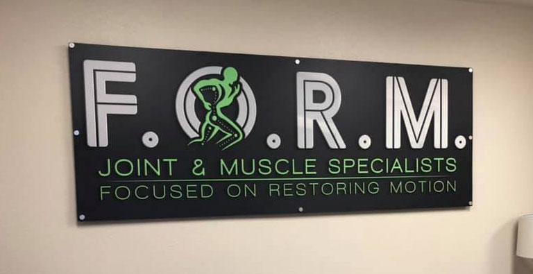 FORM Joint Muscle Specialists